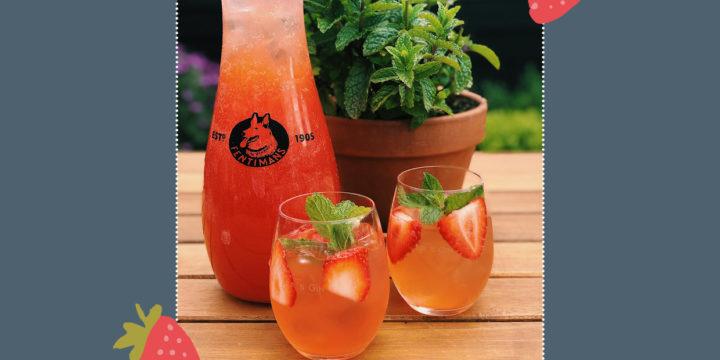 Strawberry Fields Summer Sharer